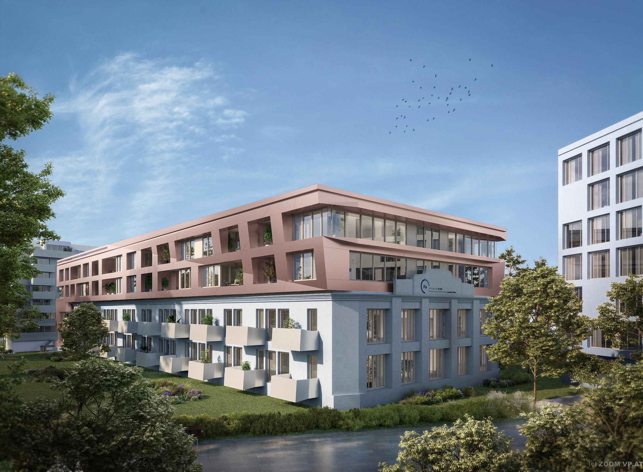 Bauherrenmodell Geiselberg Wohnen
